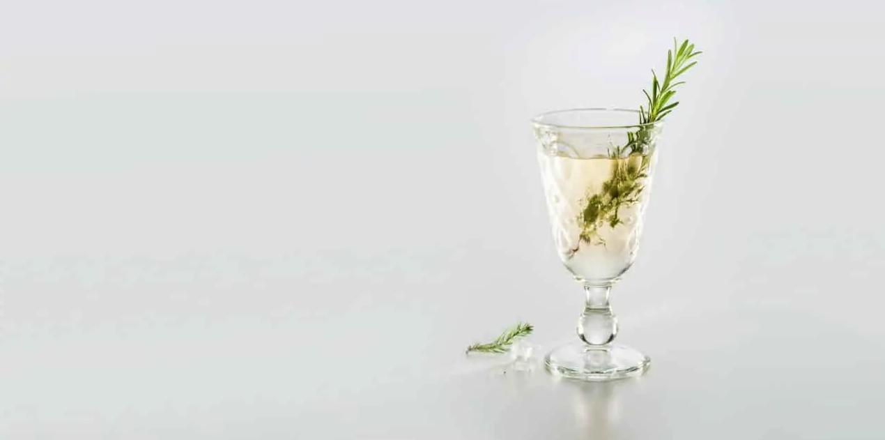 Mixology: Martini de Primavera Cocktail-Rezept