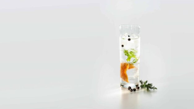 Mixology: Gin & Tonic No. 3 Cocktail-Rezept