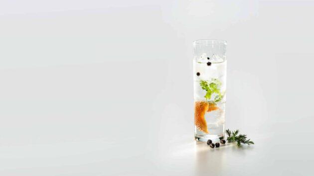 Mixology: Gin & Tonic No. 3 Cocktail-Rezept