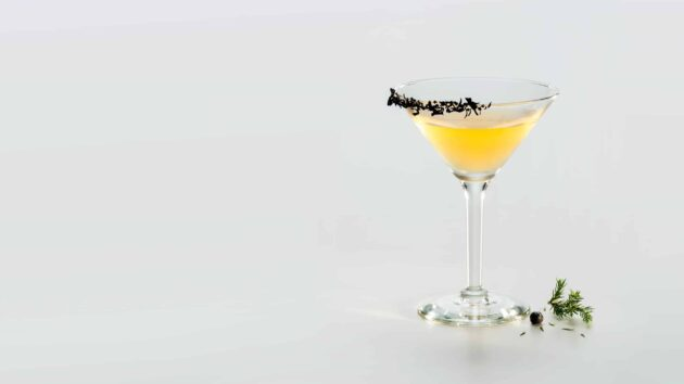 Mixology: Marteani Cocktail-Rezept