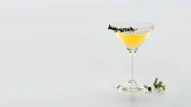 Mixology: Marteani Cocktail-Rezept