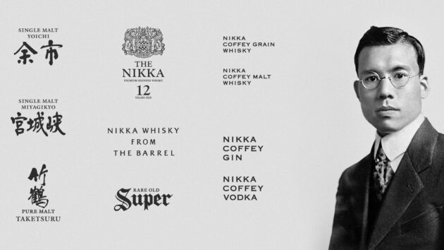 Ausgezeichnete Whiskys aus Japan