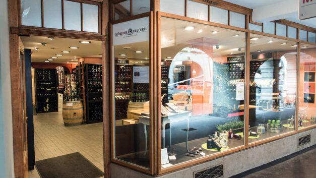 Die Münsterkellerei: Ein Basler in Bern