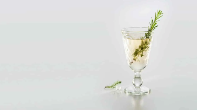 Mixology: Martini de Primavera Cocktail-Rezept