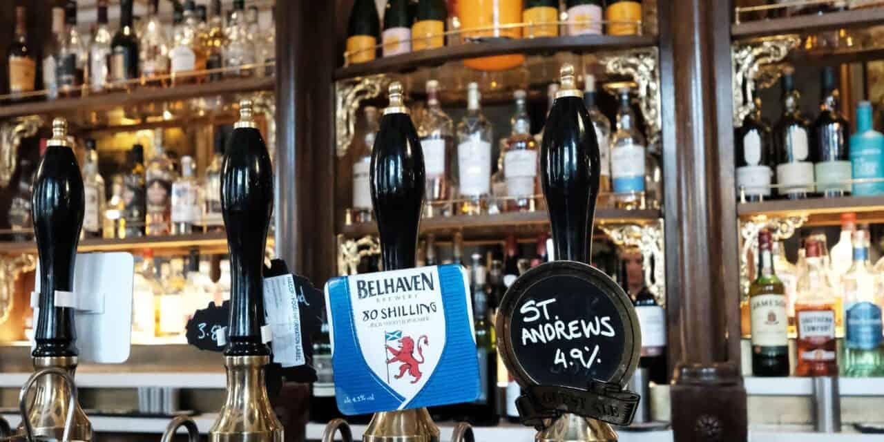 One night in Edinburgh: Bars und Pubs in Schottlands Hauptstad