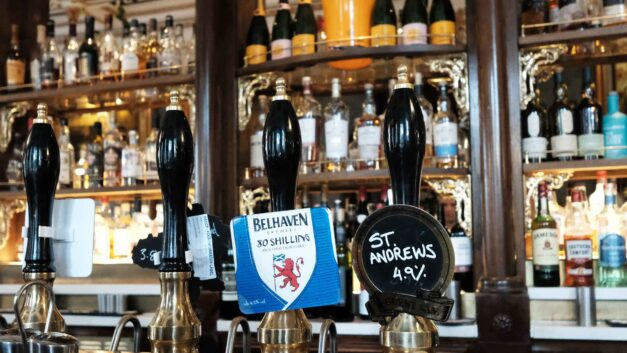 One night in Edinburgh: Bars und Pubs in Schottlands Hauptstad