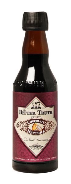 The Bitter Truth Chocolate Bitter 44% 20cl