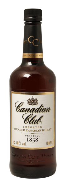 Canadian Club Canadian Whisky 40% 70cl