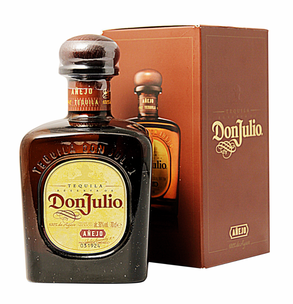 Don Julio Tequila Anejo 38% 70cl