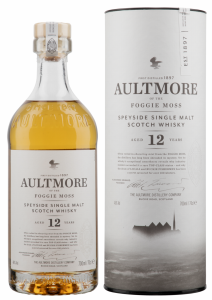 Aultmore Single Malt 12 J. 46% 70cl