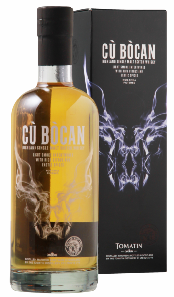 Tomatin Cù Bòcan Single Malt 46% 70cl