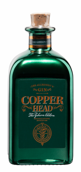 Copperhead The Gibson Edition Gin 40% 50cl