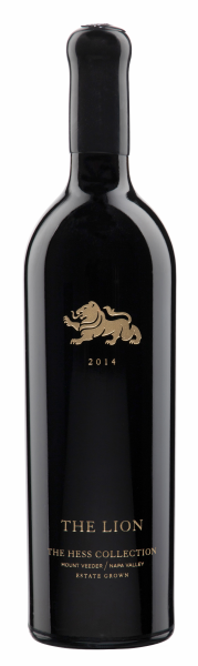 The Hess Collection Mount Veeder Napa Valley THE LION 2014 75cl