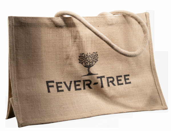 Fever-Tree Tragtasche Jute