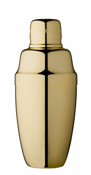 Urban Bar AG Cocktail Shaker Gold 50cl 50cl