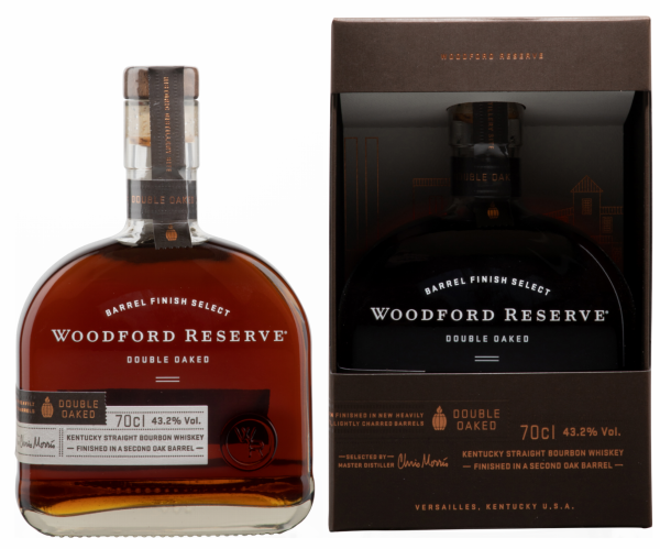 Woodford Reserve Straight Bourbon Double Oaked