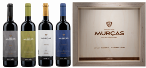 Quinta dos Murças 4er Collection Box 300cl