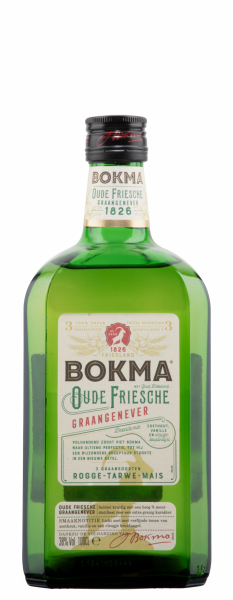 Bokma Oude Genever 38% 100cl