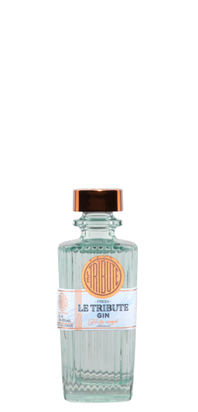 Le Tribute Gin 43% 5cl