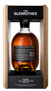 Glenrothes Soleo Collection Single Malt 25 J. 43% 70cl
