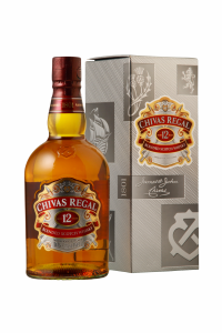 Chivas Regal Blended Scotch Whisky 12 J. 40% 70cl