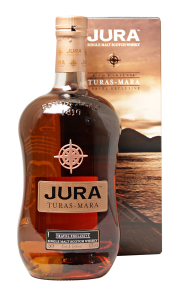 Isle of Jura Single Malt Turas Mara 42% 100cl