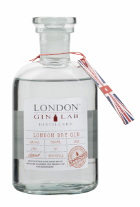 Chelsea Distillery London Gin Lab Dry Gin 42% 50cl