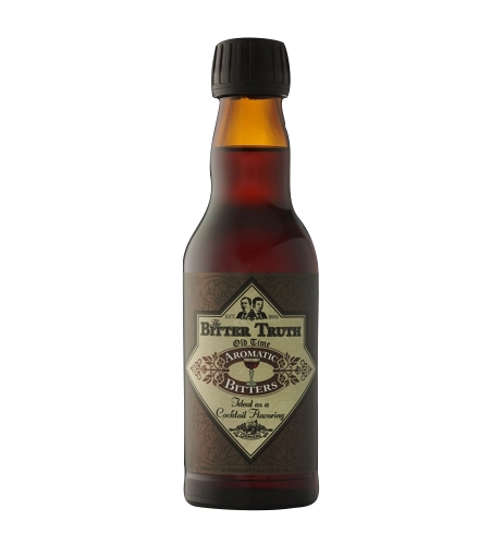 The Bitter Truth Old Time Aromatic Bitter 39% 20cl