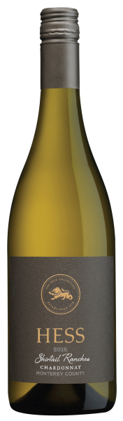 The Hess Collection Chardonnay Shirtail Ranches 2016 75cl