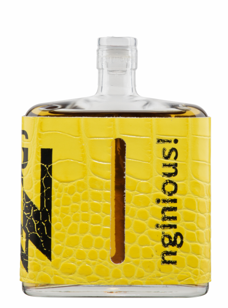 nginious! Colours Swiss Gin - Yellow 42% 50cl