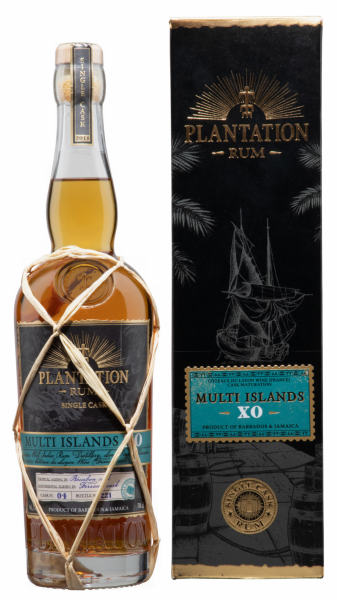 Rum Multi Island Single Cask Ed 18 XO