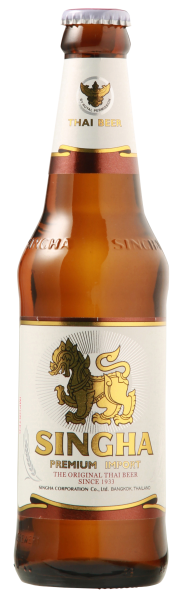 Boon Rawd Singha Lager EW 33cl