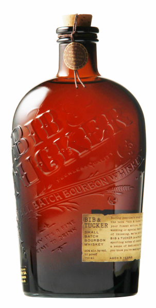 Bib & Tucker Small Batch Bourbon Whiskey 46% 75cl