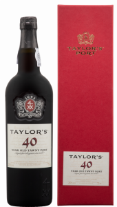 Taylor's Porto Tawny 40 years 40 J. 20% 75cl
