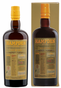 Hampden Estate Pure Single Jamaican Rum 8 J. 46% 70cl