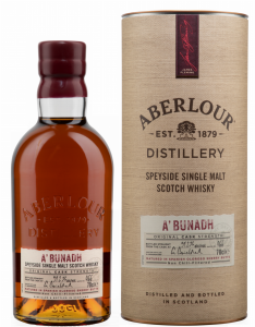 Aberlour Single Malt A'bunadh Cask Strength Batch 65 59.2% 70cl