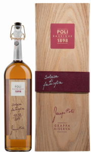 Poli Grappa Poli Barrique 2018 55% 70cl