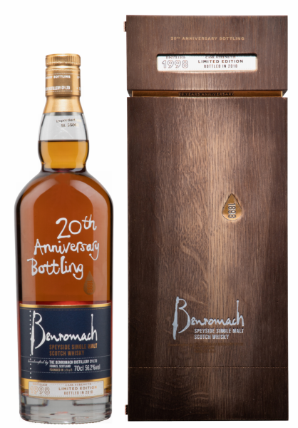 Single Malt 20th Anniversary