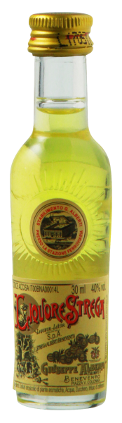 Strega Portion 40% 3cl