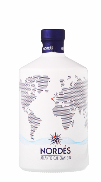 Nordés Atlantic Galician Gin 40% 70cl