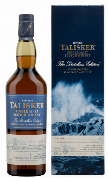Talisker Distillers Edition Single Malt 45.8% 70cl