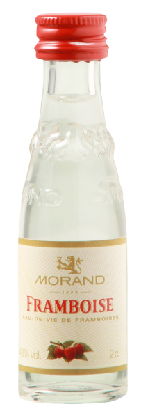Morand Himbeere - Framboise Portion 43% 2cl