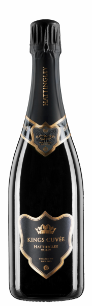 Hattingley Valley Kings Cuvée extra brut 2014 75cl