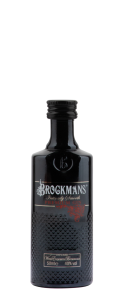 Brockmans Premium Gin Intensely Smooth 40% 5cl