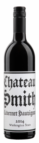 Charles Smith Wines Cabernet Sauvignon Chateau Smith 2014 75cl