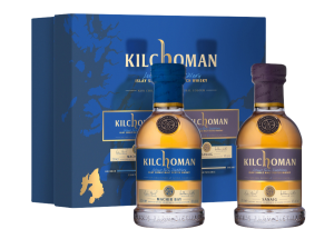 Kilchoman Single Malt Machir Bay und Sanaig 46% 40cl