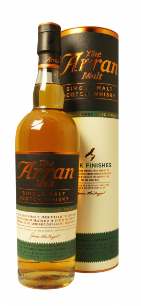 Single Malt Sauternes Cask Finish
