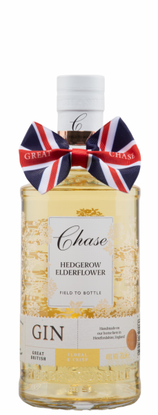 Williams Chase Hedgerow Elderflower Gin 40% 70cl