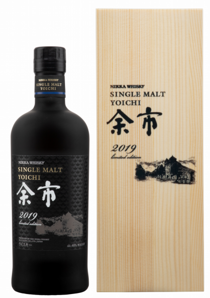 Nikka Yoichi 50th Anniversary Whisky 48% 70cl