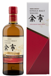 Nikka Yoichi Apple Brandy Finish Whisky 47% 70cl